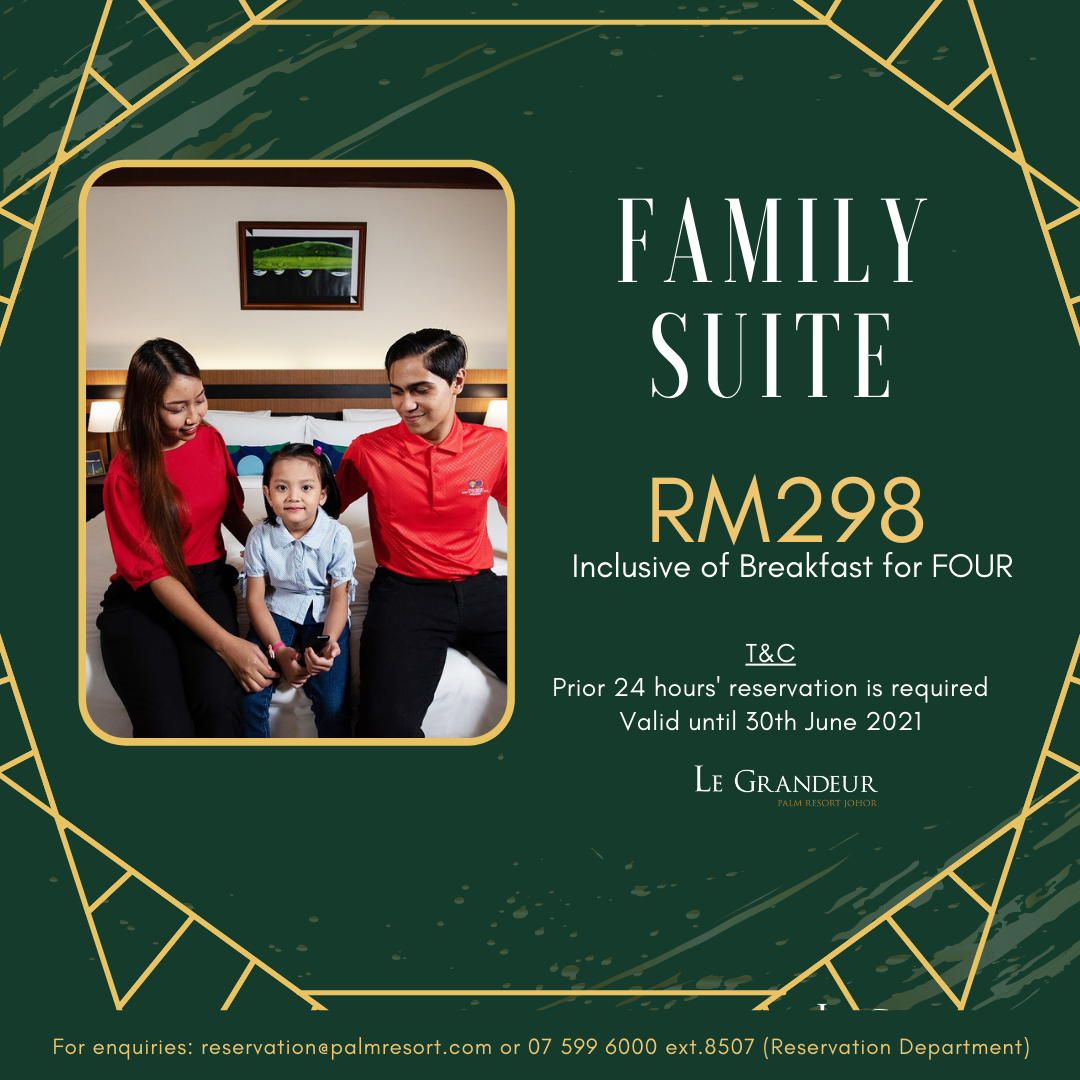Family Suite Package