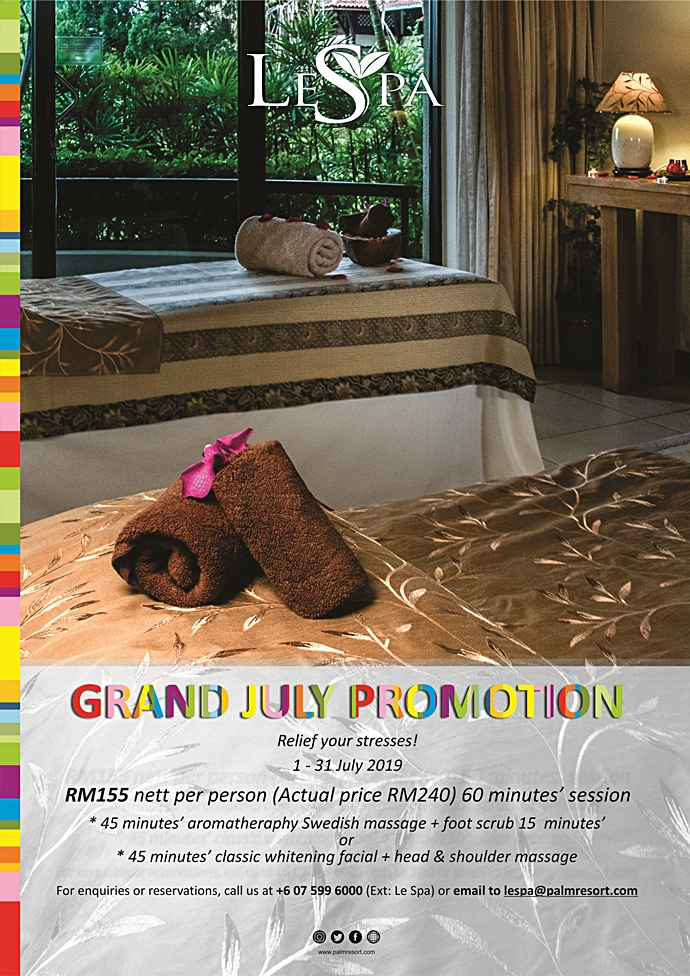 GRAND JULY PROMOTION
